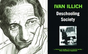 ivan illich deschooling society essay Deschooling society by ivan illich download book as a pdf i offer this volume of essays now in the hope that it will provoke additional critical.
